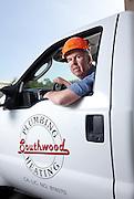 Southwood Plumbing President Denis O'Halloran.