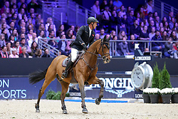 Houtzager Marc, NED, Sterrehofs Calimero<br /> LONGINES FEI Jumping World Cup™ - Lyon 2019<br /> © Hippo Foto - Julien Counet<br /> 03/11/2019