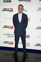 Barney Webber at the Rise Of The Footsoldier Origins Premiere, Cineworld Leicester Square in Leicester Square, London