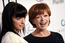 Francesca Eastwood and Frances Fisher attend the 26th Annual EMA Awards at Warner Bros. Studios on October 22, 2016 in Burbank, Los Angeles, CA, USA. Photo by Lionel Hahn/ABACAPRESS.COM