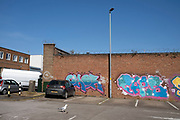 A seagull about to eat a dead rat in a deserted carpark in the Jewellery Quarter as people observe the stay at home advice from the government on 7th April 2020 in Birmingham, England, United Kingdom. Coronavirus or Covid-19 is a new respiratory illness that has not previously been seen in humans. While much or Europe has been placed into lockdown, the UK government has announced more stringent rules as part of their long term strategy, and in particular social distancing.