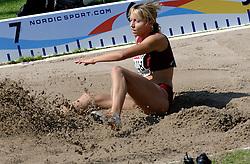 08-08-2006 ATLETIEK: EUROPEES KAMPIOENSSCHAP: GOTHENBORG <br /> VOLZANKINA Esenija (lat)<br /> ©2006-WWW.FOTOHOOGENDOORN.NL