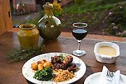 Ouro Preto_MG, Brasil...Detalhe da comida do restaurante Cozinha Saramenha em Ouro Preto...The food detail of Cozinha Saramenha restaurant in Ouro Preto...FOTO: LEO DRUMOND /  NITRO..
