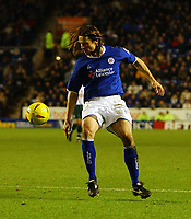 Fotball<br /> Championship England 2004/05<br /> Leicester v Plymouth<br /> 27. november 2004<br /> Foto: Digitalsport<br /> NORWAY ONLY<br /> LILIAN NALIS LEICESTER CITY