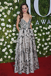 June 11, 2017 - New York, NY, USA - June 11, 2017  New York City..Sara Bareilles attending the 71st Annual Tony Awards arrivals on June 11, 2017 in New York City. (Credit Image: © Kristin Callahan/Ace Pictures via ZUMA Press)