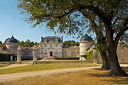 Chateau de Malle, Preignac in Sauternes region of France.