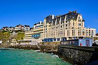 France, Manche (50), Granville, Centre de Rééducation Fonctionnelle Le Normandy // France, Normandy, Manche department, Granville, Le Normandy Functional Rehabilitation Center