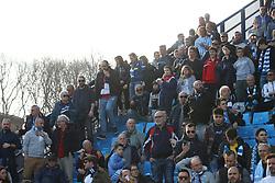 """March 3, 2019 - Ferrara, Ferrara, Italia - Foto LaPresse/Filippo Rubin.03/03/2019 Ferrara (Italia).Sport Calcio.Spal - Sampdoria - Campionato di calcio Serie A 2018/2019 - Stadio """"Paolo Mazza"""".Nella foto: I TIFOSI DELLA SPAL ABBANDONANO LA CURVA IN SEGNO DI PROTESTA CONTRO IL GOAL ANNULLATO..Photo LaPresse/Filippo Rubin.March 03, 2019 Ferrara (Italy).Sport Soccer.Spal vs Sampdoria - Italian Football Championship League A 2018/2019 - """"Paolo Mazza"""" Stadium .In the pic: SPAL SUPPORTERS LEAVE THE STADIUM AGAINST DELETED GOAL SPAL OF SERGIO FLOCCARI (Credit Image: © Filippo Rubin/Lapresse via ZUMA Press)"""