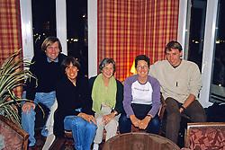Guy, Janine, Geneviève, Janice & Antoine