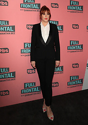 May 25, 2018 - Los Angeles, California, USA - 5/24/18.Molly Ringwald at the TBS Television Network For Your Consideration Event for ''Full Frontal With Samantha Bee'' held at the Writers Guild Theater in Beverly Hills..(Los Angeles, CA) (Credit Image: © Starmax/Newscom via ZUMA Press)