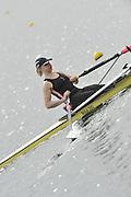 Eton, United Kingdom  GBR W1X. Franki SANJANA, at the start of the women's single sculls  time trial,  at the 2012 GB Rowing Senior Trials, Dorney Lake. Nr Windsor, Berks.  Saturday  10/03/2012  [Mandatory Credit; Peter Spurrier/Intersport-images]