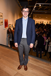 Simon Bird at The Philanthropist After Party held at The Mall Galleries, 17 Carlton House Terrace, London England. 20 April 2017.