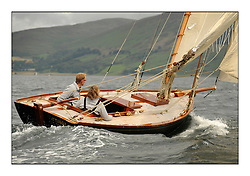 Day three of the Fife Regatta, Cruise up the Kyles of Bute to Tighnabruaich<br /> <br /> Tringa, G&H Scharbaum, GER, Gaff Sloop, Wm Fife 3rd, 2010<br /> <br /> * The William Fife designed Yachts return to the birthplace of these historic yachts, the Scotland's pre-eminent yacht designer and builder for the 4th Fife Regatta on the Clyde 28th June–5th July 2013<br /> <br /> More information is available on the website: www.fiferegatta.com