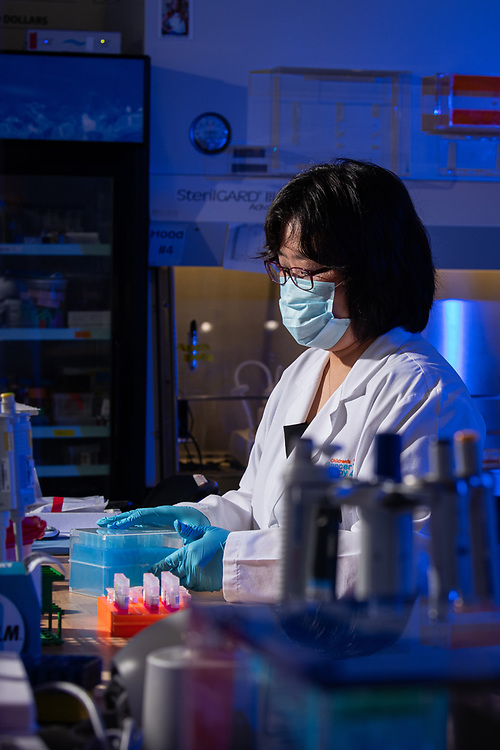 Researchers at Children's Cancer Therapy Development Institute