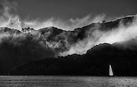 Angel Island State Park, CA.