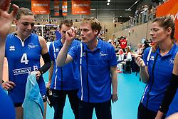 20180218 NED: Bekerfinale Eurosped - Sliedrecht Sport, Hoogeveen <br />Matt van Wezel, headcoach of Sliedrecht Sport <br />©2018-FotoHoogendoorn.nl