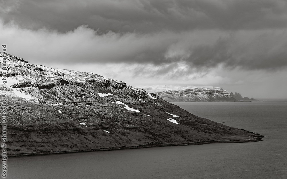 Ingolfsfjordur, Strandir Coast, West Fjords