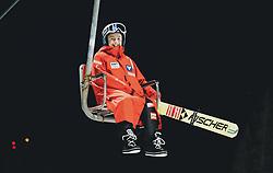 11.03.2020, Granasen, Trondheim, NOR, FIS Weltcup Skisprung, Raw Air, Trondheim, Damen, im Bild Chiara Hoelzl (AUT) // Chiara Hoelzl of Austria during women's 3rd Stage of the Raw Air Series of FIS Ski Jumping World Cup at the Granasen in Trondheim, Norway on 2020/03/11. EXPA Pictures © 2020, PhotoCredit: EXPA/ JFK