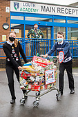 Louth Academy - Christmas Jumpers/Food Donations/Louth Lions 2020/21