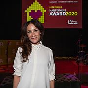 NLD/Amsterdam/20200129 - Hartenhuis Awards 2020, Saar Koningsberger