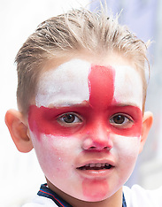 England Fans 11th July 2021