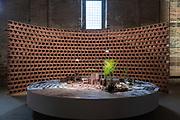 Venice, Biennale Architettura: Arsenale. The many lives of Tambacunda hospital