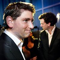 Nederland, amsterdam , 19 maart 2014.<br /> Jan Paternotte lijsttrekker D-66 tijdens Gemeenteraadsverkiezingen<br /> Foto:Jean-Pierre Jans