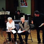 Brenda Bufalino (Vera), Dean Diggins (Jack Jackson/Ramos), and Paul Arslanian (Larry Leghorn)