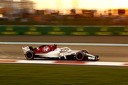 November 24, 2018 - Abu Dhabi, United Arab Emirates - Motorsports: FIA Formula One World Championship 2018, Grand Prix of Abu Dhabi, World Championship;2018;Grand Prix;Abu Dhabi, , #16 Charles Leclerc (MON Alfa Romeo Sauber F1 Team) (Credit Image: © Hoch Zwei via ZUMA Wire)