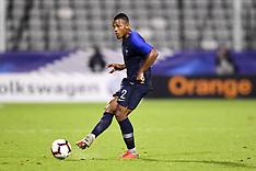 France vs Turquie Espoirs 12 oct 2018