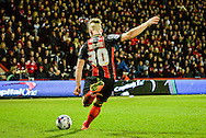 Matt Ritchie during the Capital One Cup match between Bournemouth and Liverpool at the Goldsands Stadium, Bournemouth, England on 17 December 2014.
