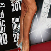 MON/Monte Carlo/20100512 - World Music Awards 2010, Schoenen Victoria Silvstedt