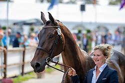Kluytmans Ilonka, NED, Image of Roses<br /> European Championship Eventing<br /> Luhmuhlen 2019<br /> © Hippo Foto - Stefan Lafrentz
