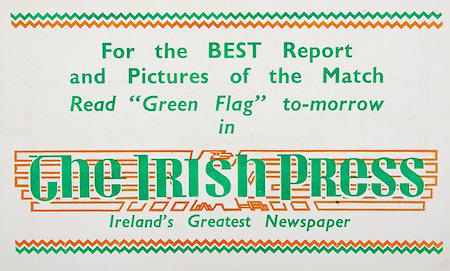 All Ireland Senior Hurling Championship Final,.Brochures,.02.09.1945, 09.02.1945, 2nd September 1945,.Tipperary 5-6, Kilkenny 3-6, .Minor Dublin v Tipperary, .Senior Tipperary v Kilkenny, .Croke Park, ..Advertisements, The Irish Press Ireland's Greatest Newspaper,