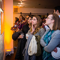 2014 WPOW Opening at Fathom Gallery