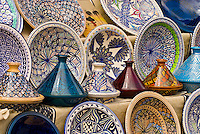 Ceramics, Tozeur, Tunisia