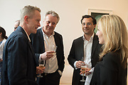Mollie Dent-Brocklehurst and Mark Davy host an evening in celebration of Future/Pace. London SW6, May 22 2018