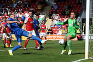 Fleetwood Town v AFC Wimbledon 040818