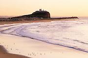 Sunrise, Nobbys Headland, Newcastle, NSW, Australia
