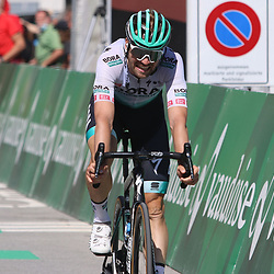 ANDERMATT (SUI) CYCLING<br /> Tour de Suisse stage 8<br /> Maximilian Schachmann (Germany / Team Bora - hansgrohe)