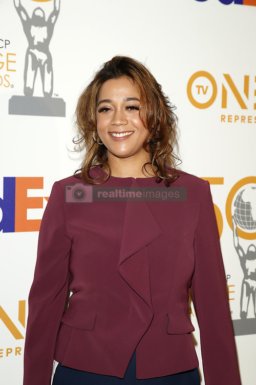 March 9, 2019 - Los Angeles, CA, USA - LOS ANGELES - MAR 9:  Roxanne Taylor at the 50th NAACP Image Awards Nominees Luncheon at the Loews Hollywood Hotel on March 9, 2019 in Los Angeles, CA (Credit Image: © Kay Blake/ZUMA Wire)