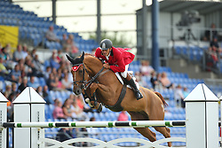 Skrzyczynski Jaroslaw, (POL), Crazy Quick<br /> Team Competition round 1 and Individual Competition round 1<br /> FEI European Championships - Aachen 2015<br /> © Hippo Foto - Stefan Lafrentz<br /> 19/08/15