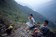People fro Kalimpong