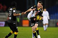FOOTBALL - FRENCH CHAMPIONSHIP 2010/2011 - L1 - AJ AUXERRE v LILLE OSC - 06/02/2011 - PHOTO GUY JEFFROY / DPPI - STEPHANE DUMONT (LIL)
