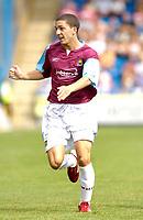 Photo: Daniel Hambury.<br />Gillingham v West Ham United. Pre Season Friendly. 29/07/2006.<br />West Ham's Hogan Ephraim attacks.
