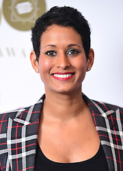 Naga Munchetty attending the TRIC Awards 2019 50th Birthday Celebration held at the Grosvenor House Hotel, London.