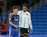 Cardiff City v Shrewsbury Town 100116
