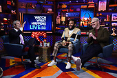 """October 07, 2021 - USA: Bravo's """"Watch What Happens Live with Andy Cohen"""" - Episode:"""