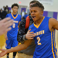 01.15.2016 Clearview at Keystone Boys Varsity Basketball