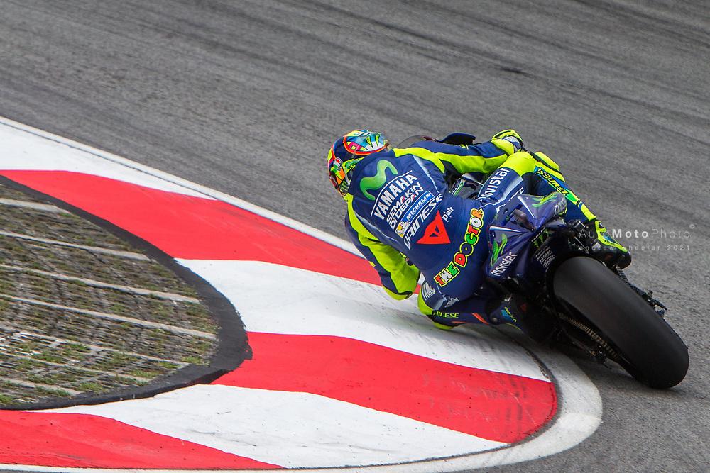 2017 MotoGP World Championship, Round 17, Sepang International Circuit, Malaysia, 29 October, 2017